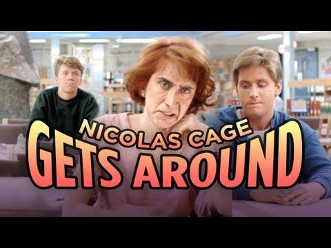 Nicolas Cage Gets Around - Parody Nicolas Cage Mashup (2013) Movie HD