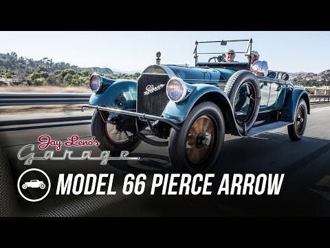 1918 Model 66 Pierce Arrow  Jay Leno's Garage