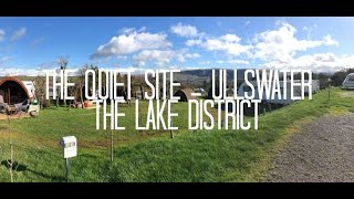 The Lake District - Ullswater - The Quiet Site