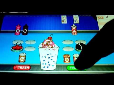 Игра Папа Луи 3 Когда мороженое атакует! играть онлайн
