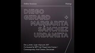 Shifter Session: Diego Gerard and Margarita Sánchez Urdaneta