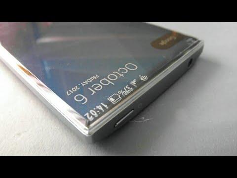Review Sharp Aquos 305SH ex-softbank