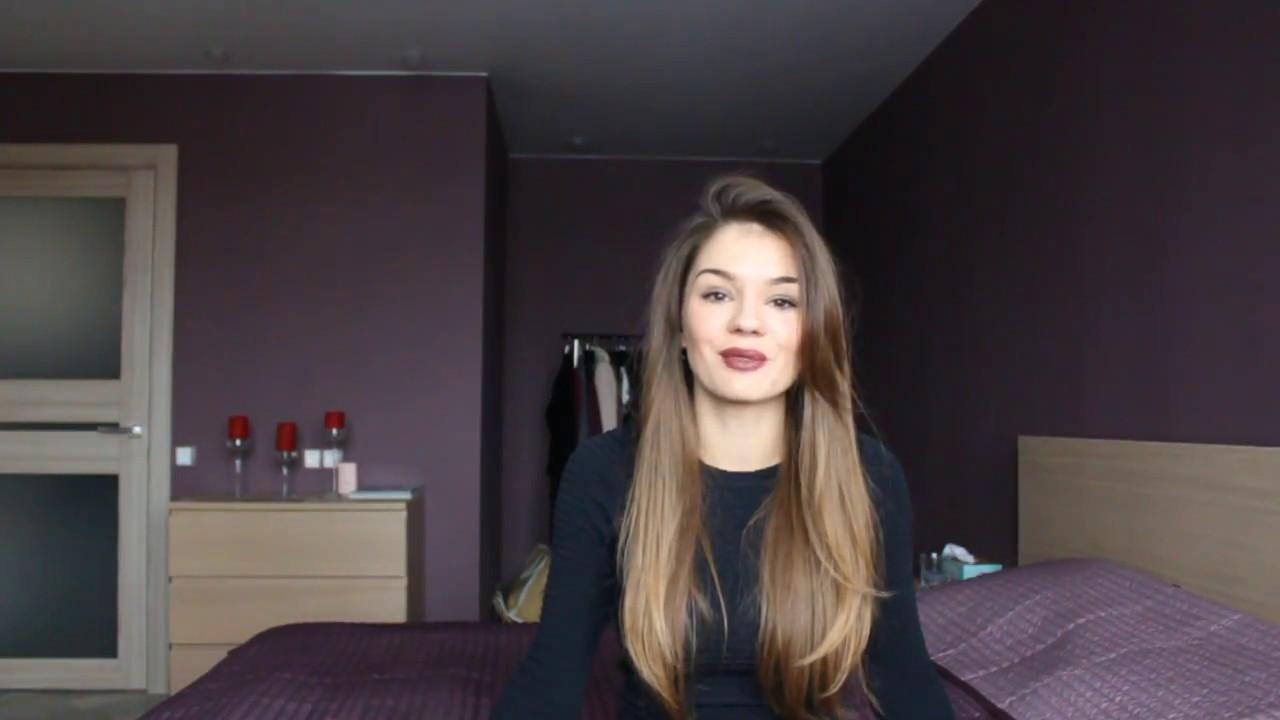 Экранирование волос Estel ♥Silena Sway♥ - YouTube