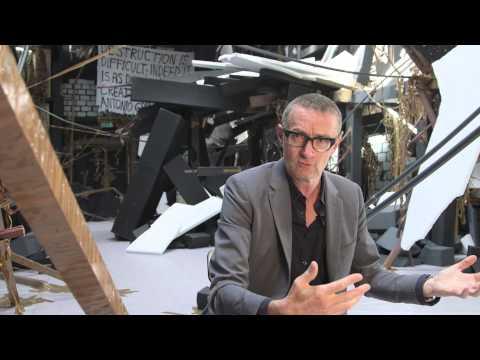 Thomas Hirschhorn - Artist Interview