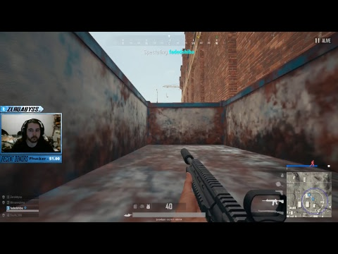 Zeroabyss Plays Games 2/10/18 Playerunknown's
