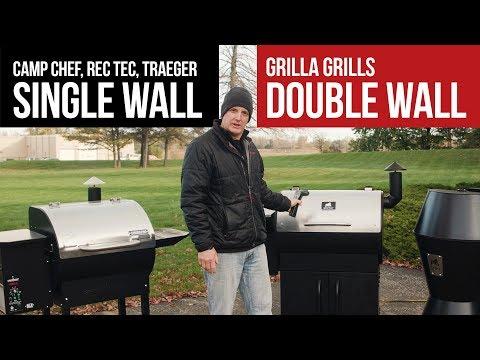 camp chef vs grilla