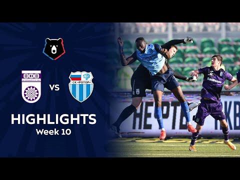 Ufa R. Volgograd Goals And Highlights