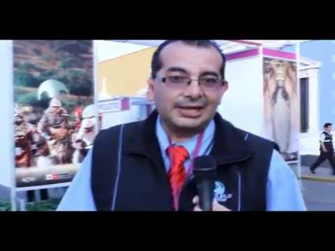 FERIA DE PERU CENTAURUS TRAVEL PRESENTE, ENTREVISTA A SU GERENTE GENERAL ROBERTO BELTRAN