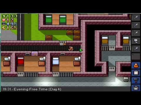 The Escapists 1 - Everything Starts Off Wrong...