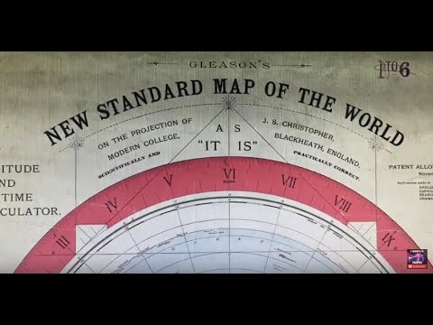 Time zones Perspective and daynight on a flat earth explained