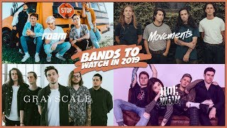 POP PUNK BANDS YOU SHOULD BE LISTENING TO IN 2019