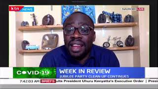 Executive order, Bid to oust Wetangula faction flops, Kamar succeeds Kindiki | Week in review