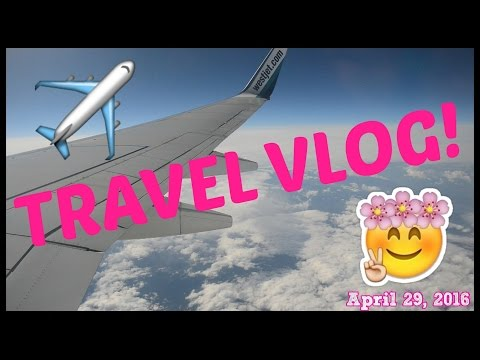 TRAVEL VLOG | Abbotsford (YXX) to Fort McMurray (YMM)