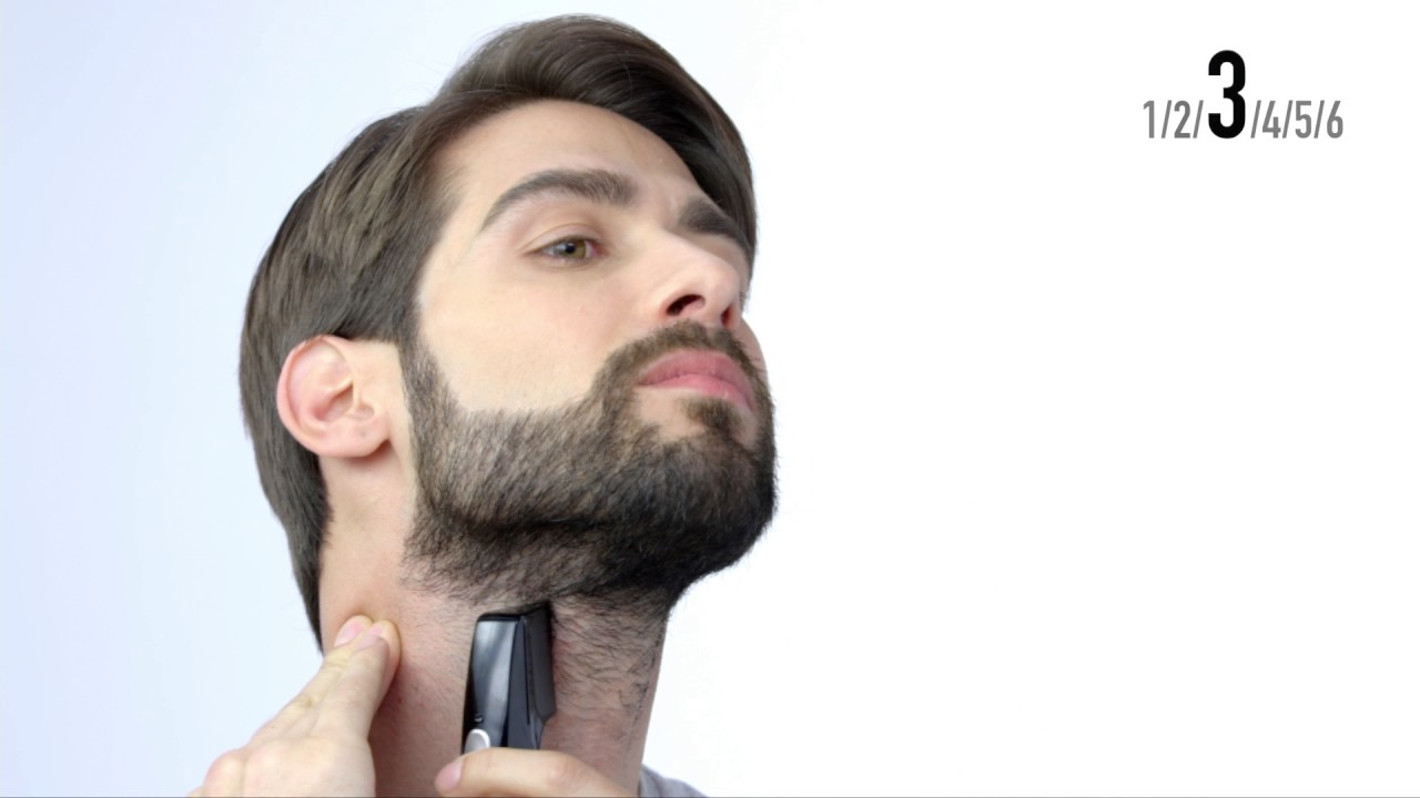Rasieren bart gepflegt 40 Bart