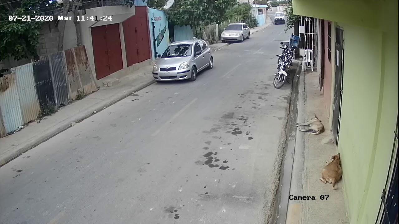INSOLITO😲 Lo que paso en villa hermosa un #ACCIDENTE  nuca antes visto 😭😭😭