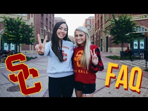 Everything You Need to Know About USC │USC Q&A | Tasha Farsa
