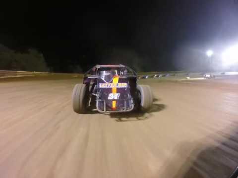Mod Lite Onboard -- Tyler County Speedway -- Part 1