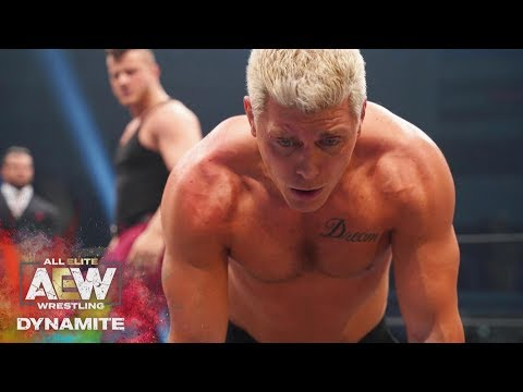 VIEWER DISCRETION IS ADVISED: WATCH THE RUTHLESS LASHING | AEW DYNAMITE 2/5/20 - HUNTSVILLE, AL