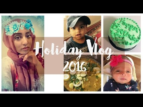 VLOG | Winter Holiday 2016