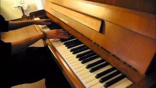 Green Day - Boulevard of Broken Dreams (Piano)