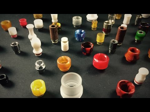 Drip Tips Exposed! The Secret to Flavor..