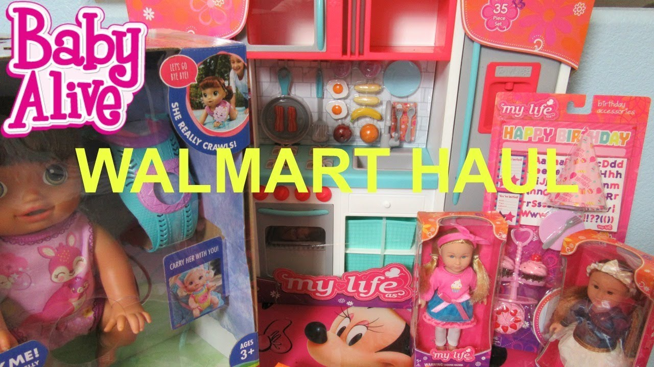 S Toys Small Doll With Kitchen Accessories