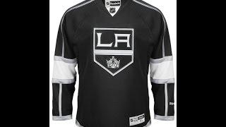 UNBOXING Aliexpress - LA Kings hockey jersey