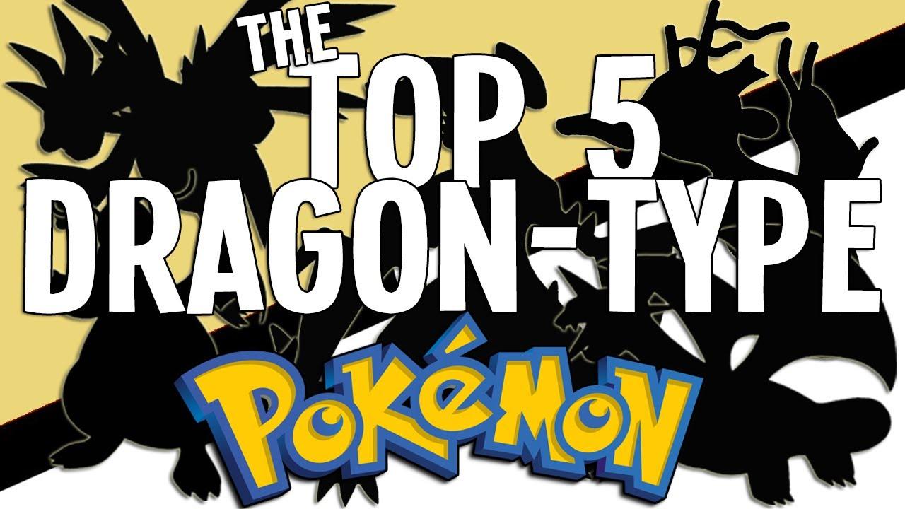 pokémon top 5