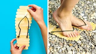 20 AMAZING CRAFT PROJECTS ANYONE CAN MAKE