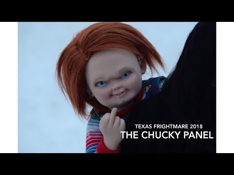DDD Ep. #98 - The Chucky Panel at Texas Frightmare Weekend 2018