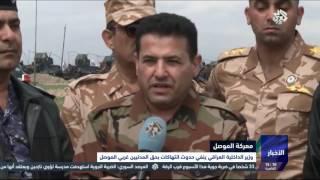 التلفزيون العربي | القوات العراقية تواصل تقدمها غربي الموصل رغم مقاومة عناصر تنظيم الدولة