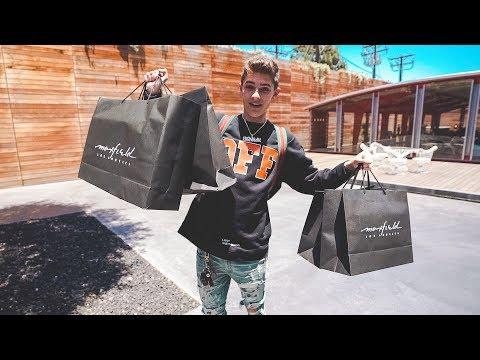 Ridiculous Designer Shopping Spree! ($10,000+)