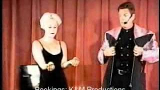 Jean Boucher - Bilingual Stage & Close-up Magic