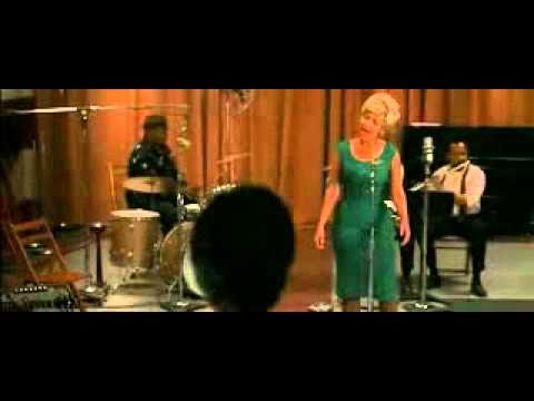 beyonce as etta james in cadillac records - all i could do was cry
