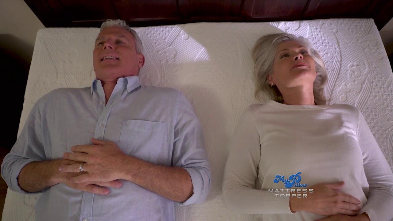 Jeff Joslin My Pillow Topper Spot Youtube