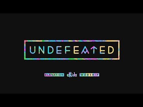 eKidz Worship -  Undefeated (Live)