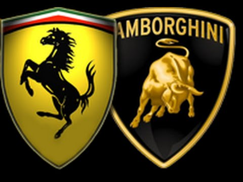 Ferrari 360 Modena VS Lamborghini Gallardo - YouTube