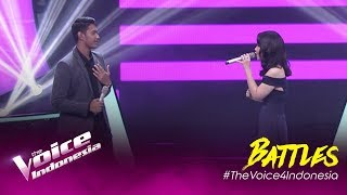 Risalah Hati (Dewa) - Chrissa vs Gus Agung   Battles   The Voice Indonesia GTV 2019