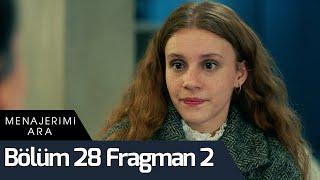 Menajerimi Ara 28. Bölüm 2. Fragman