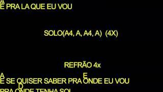 CIFRAS - O SOL - JOTA QUEST