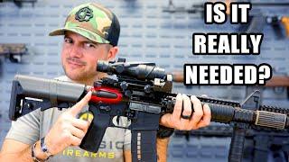 Does The AR-15 Need A Forward Assist?