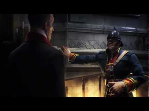 Dishonored - Game trailer