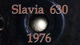 Slavia 630 z roku 1976 -renovace vzduchovek - 2/2/