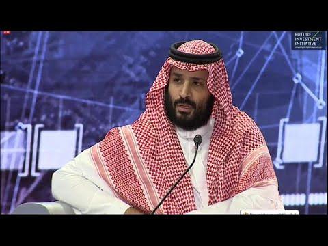 Download Saudi Crown Prince Mohammed bin Salman addresses Jamal Khashoggi killing