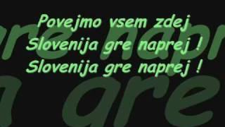 slovenija gre naprej