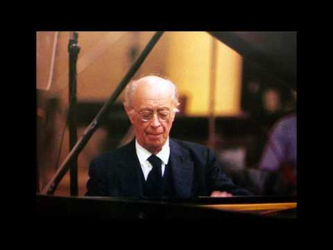 "Mendelssohn ""Piano Concerto No 2"" Rudolf Serkin"