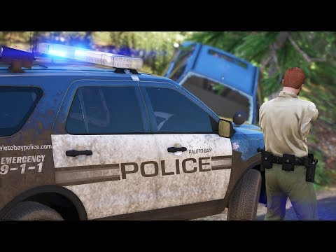 LSPDFR - Day 806 - Keep your hands up and don't move