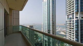 2 bedroom Royal Oceanic in Dubai Marina for rent