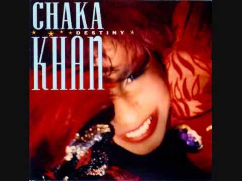 Chaka Khan ~ Earth To Mickey