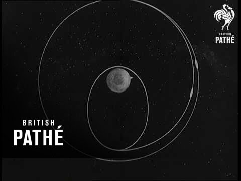 After Sputnik The Moon (1957)